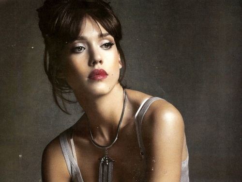 Lovely Jessica Обои ❤