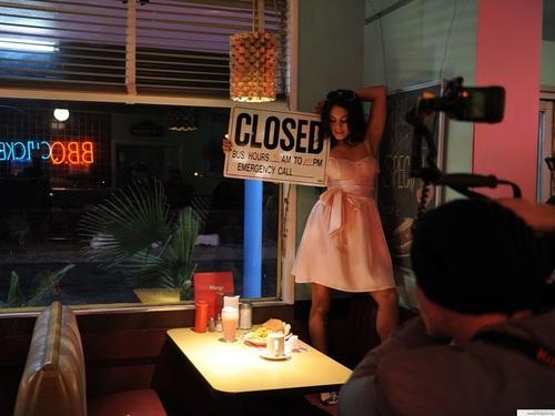 Lovely Vanessa fond d'écran ❤