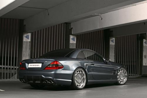 MERCEDES - BENZ SL65 AMG BY MR CAR DESIGN