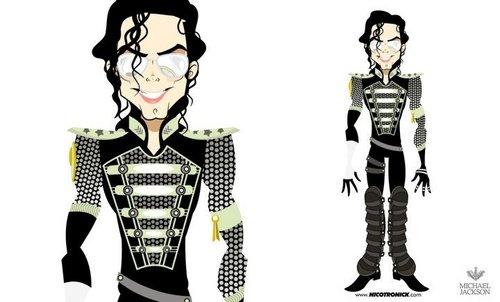 Prince Michael Jackson wallpaper entitled MJJ