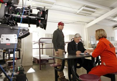 NCIS wolpeyper entitled MW directing his first episode 8x17