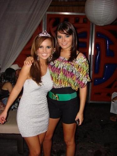 Mariana Torres and Alejandra Lazcano