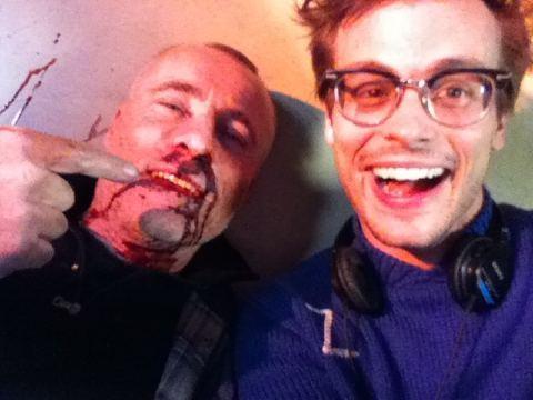 Matthew & Timothy Murphy aka Doyle :))
