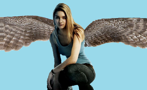 Maximum Ride wallpaper containing a horned owl and a screech owl titled Max