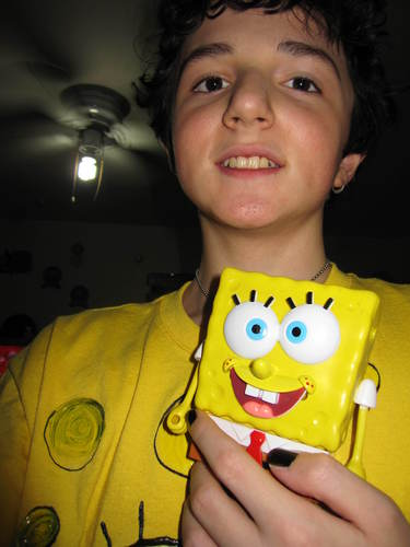 Me And SpongeBob
