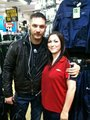 Meeting a Fan - tom-hardy photo