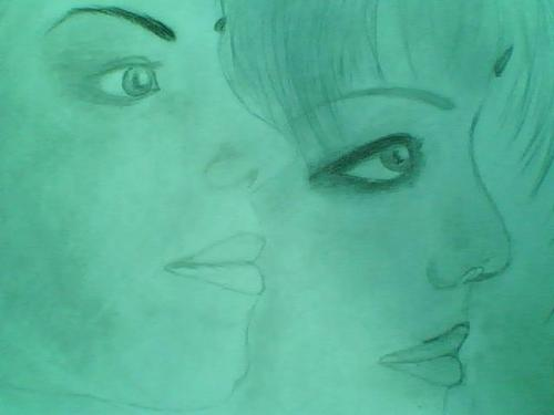 Michael and Jenet by me