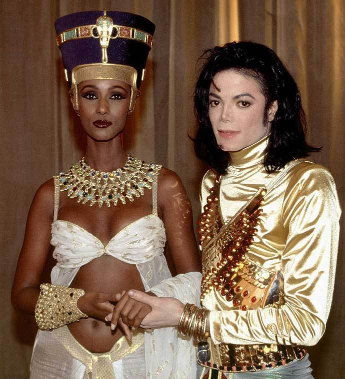 Michael and Liberian Girl!
