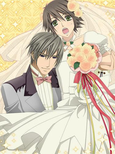 Misaki and Akihiko