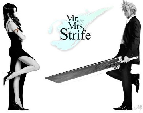 Mr. and Ms. strife