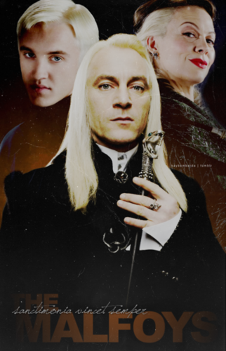 My Favourite Slytherin Characters
