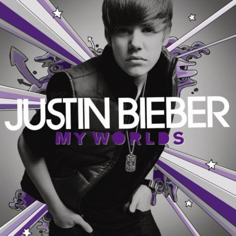 justin bieber my world album artwork. wallpaper Justin Bieber My