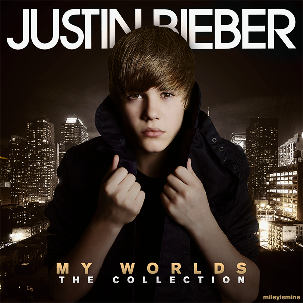 justin bieber my world...