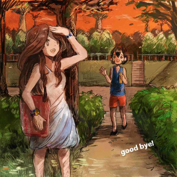Natsumi & Rococo