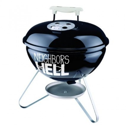 Neighbors from Hell Grill
