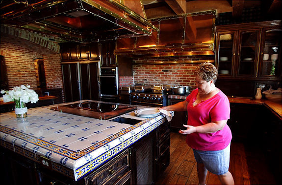 Wallpaper Küche | Neverland Valley Ranch Bilder Neverland House Kuche Hintergrund And