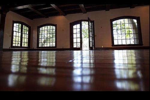 Neverland house main hall