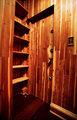 Neverland house- master bedroom closet