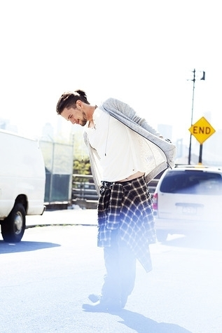 New/Old Outtakes Of Jackson Rathbone From Nylon Guys