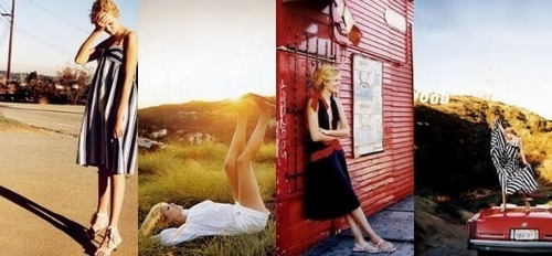 New Pictures Of Maggie Grace (Irina) From InStyle!