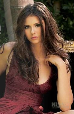 Nina Dobrev (Elena) on John Russo 2010 foto shoot