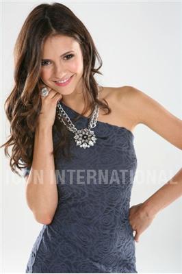 Nina photoshoot for the magazine Girls Life
