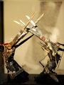 Once at Neverland- Johnny Depp's Scissors Hands