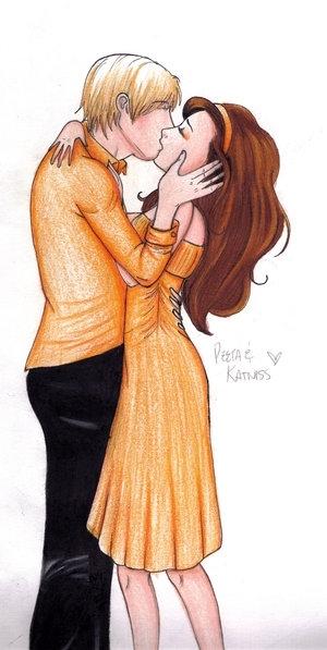 Peeta Katniss