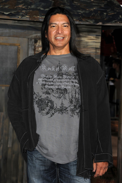 Pics of Gil Birmingham at 'Rango' Premiere in Westwood