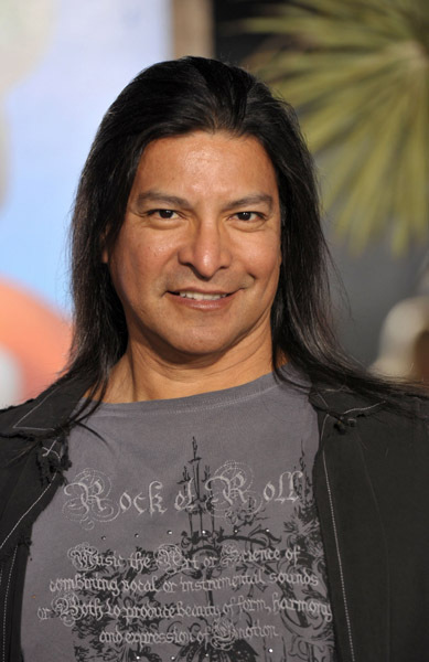 Pics of Gil Birmingham at 'Rango' Premiere in Westwood