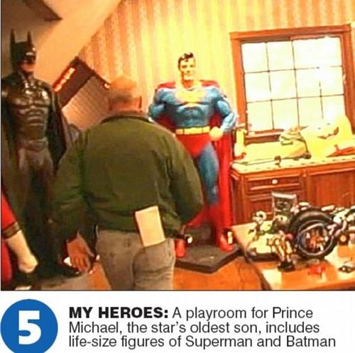 Prince-Michael's Room 또는 Playroom