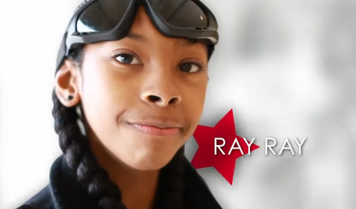 Ray Ray (Mindless Behavior) wallpaper probably containing a portrait entitled Ray Ray <3