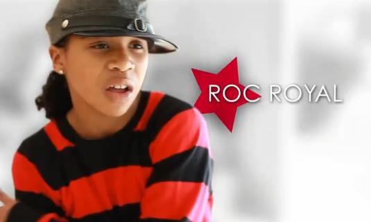 Mindless Behavior Roc Royal