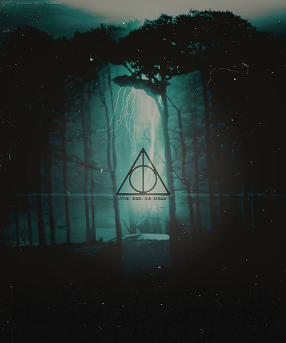 Deathly Hallows :))