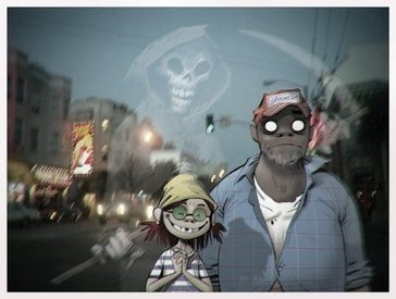 Russel & the Reaper