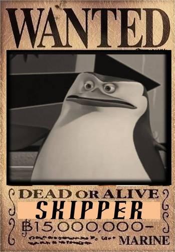 SKIPPER [dead या alive poster]
