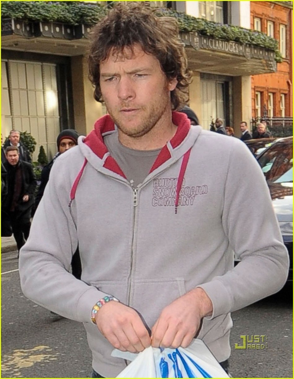 Sam Worthington - Wallpaper Actress