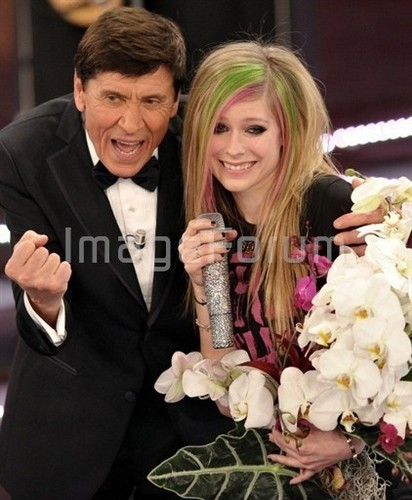 Sanremo Festival, Italy - 19/02/2011