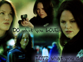 Sara centric - csi wallpaper