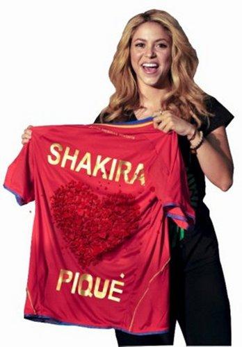 Shakira Piqué sexy love...