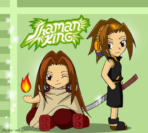 Shaman King<3