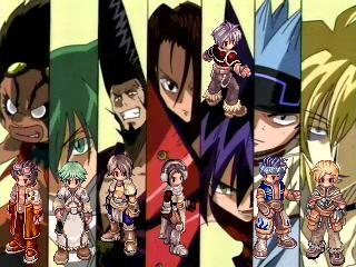 Shaman King wallpaper titled Shaman king<3