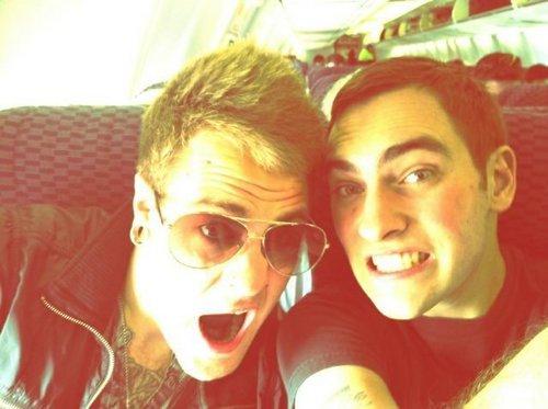 Silly Boys Carson & Frank