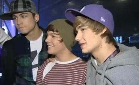 Sizzling Hot Zayn, Funny Louis & Goregous Liam (Live Tour!) 100% Real :) x