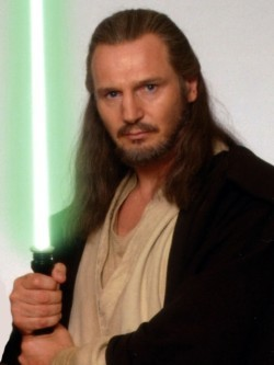 Star Wars episode 1 - liam-neeson Photo