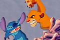 Stitch/Simba