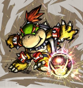 Strikers Bowser Jr.