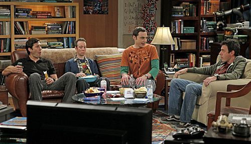 TBBT - S04E17 - The geroosterd brood, toast Derivation - Promo foto's
