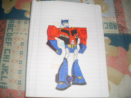 TFA:Optimus Prime