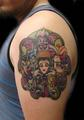 Tattoo - disney-villains photo